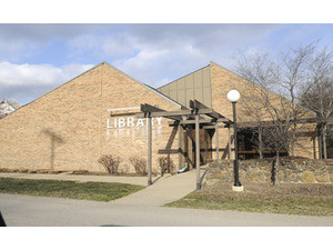The Byesville Library Branch.